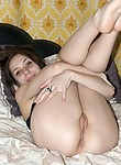 Amateur porn - mixed collection of amateur female butts and vaginal cracks close-up