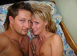 Beautiful blonde wife and her replete sexual life, new collection of her private amateur porn photos
